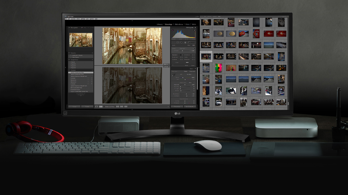 10 best new graphic design tools for July: LG 34UM88