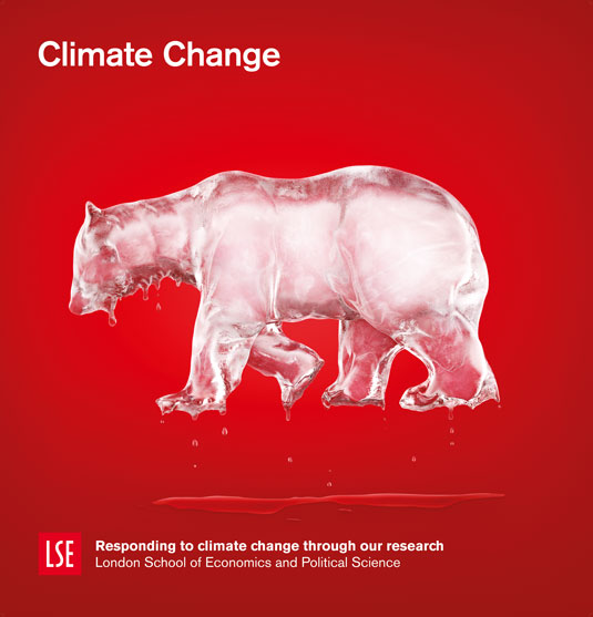 Climate change creative