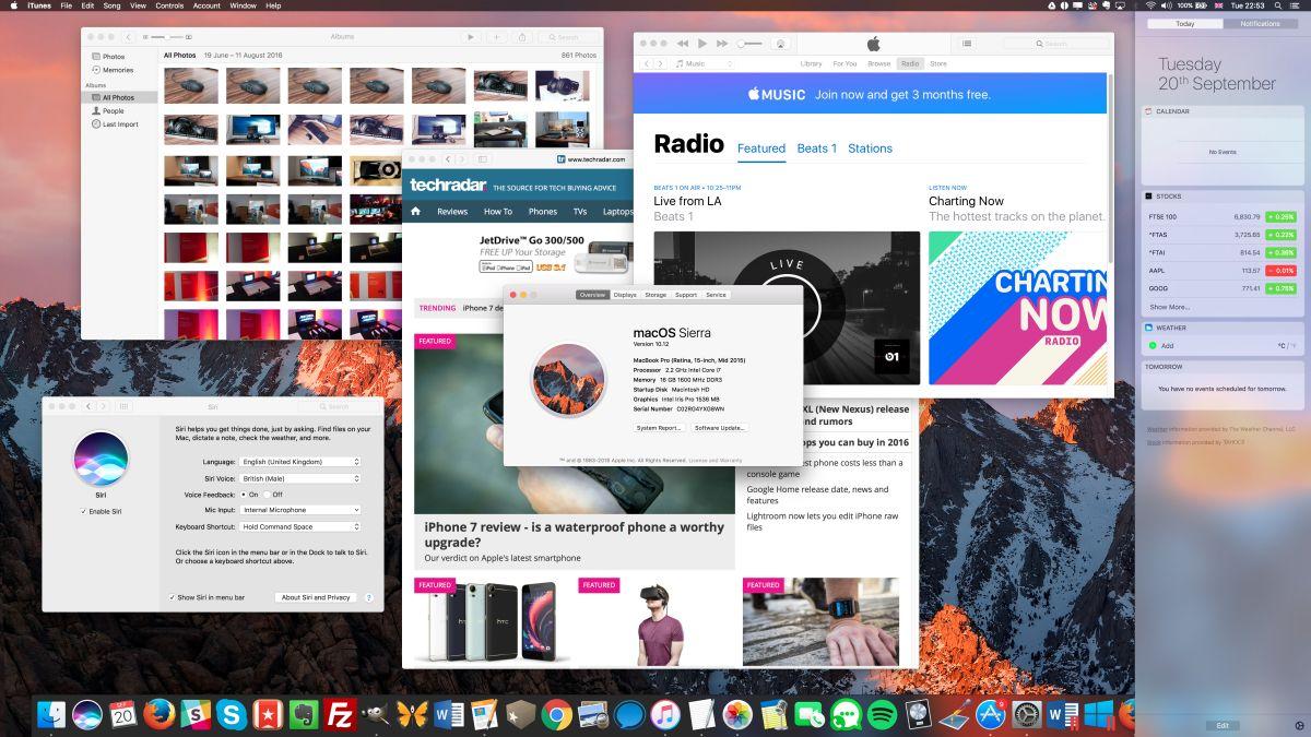 how to make windows 10 look like mac os sierra
