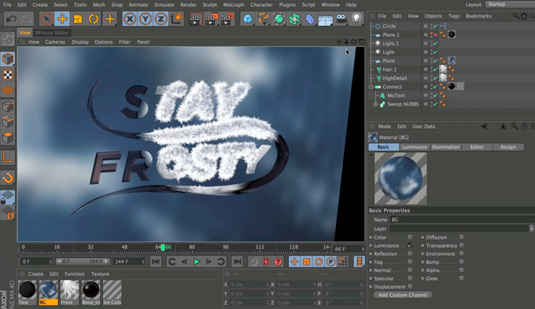 how to make hair on object grow everywhere cinema 4d
