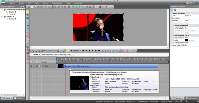 VSDC Free Video Editor Software