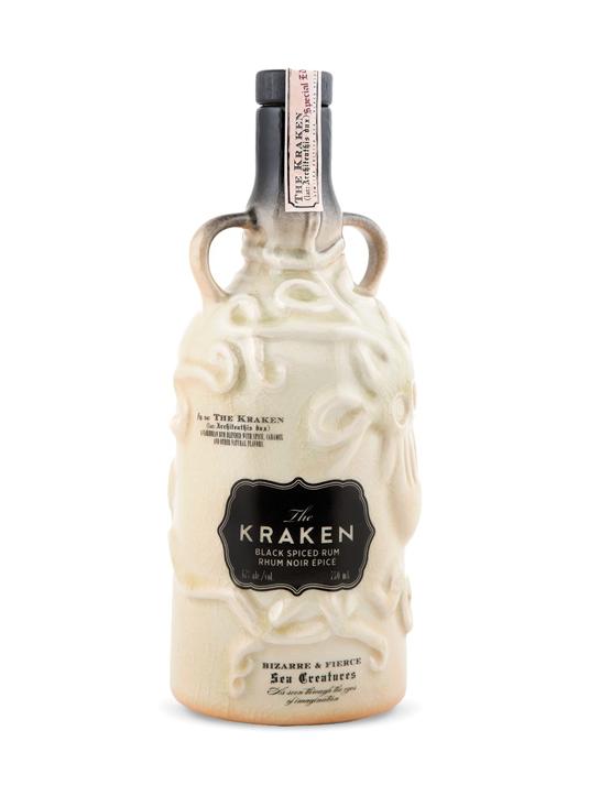 Kraken Black Spiced Rum Ceramic