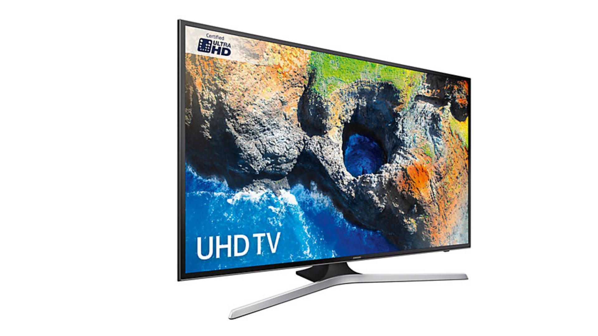 Samsung UE40MU6120 tv deal