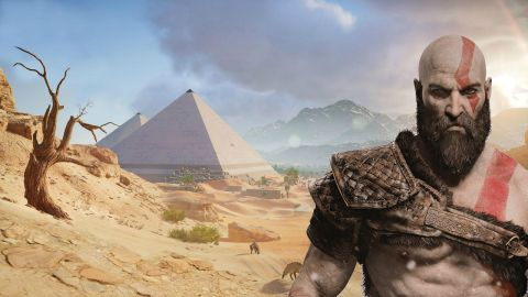 Next God of War might tackle Egyptian, Mayan eras