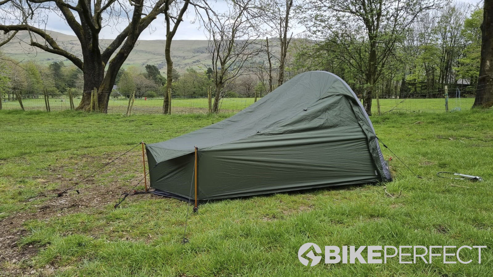 Alpkit Aeronaut 1 tent first look review