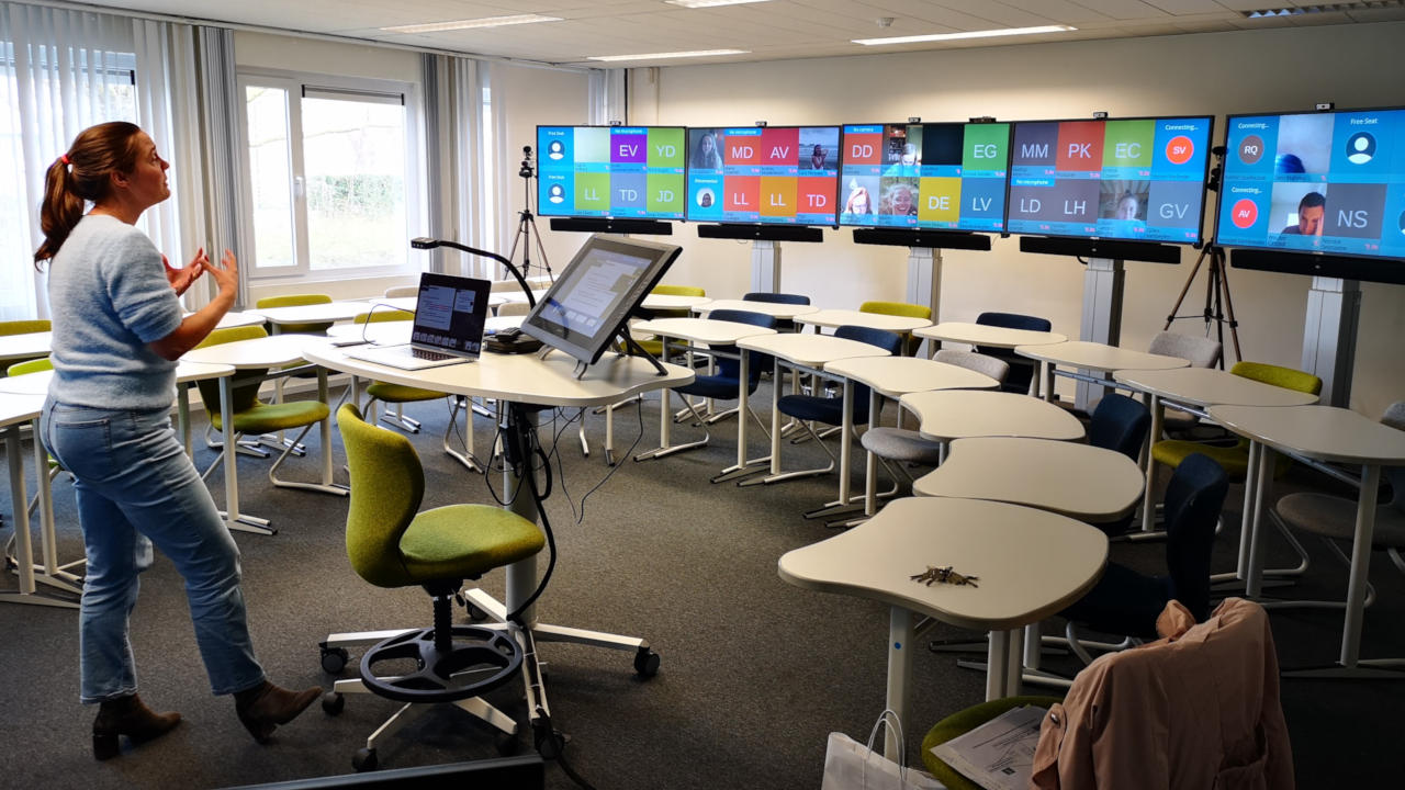 Rapid Adaptation in K-12: Technology at a Break-Neck Speed