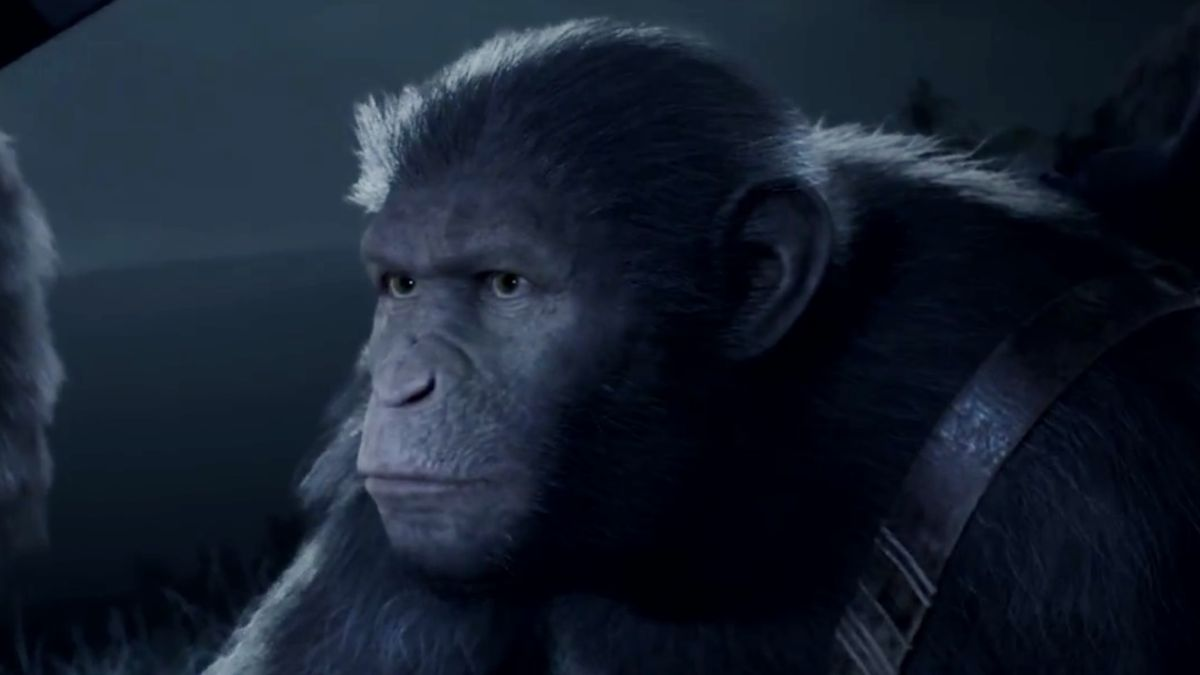Planet of the Apes: Last Frontier is a Telltale-style game with Hollywood-style production