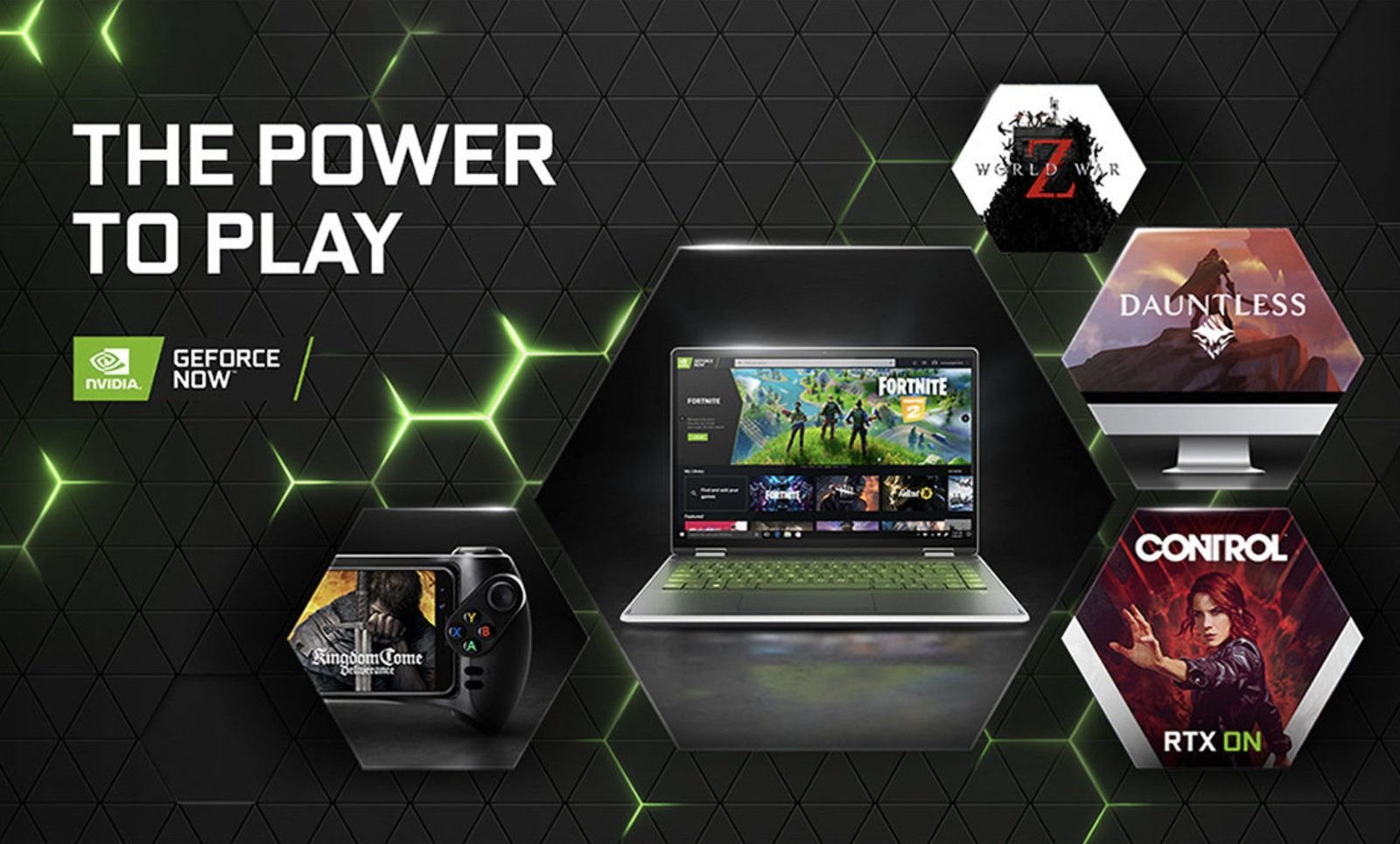Nvidia GeForce Now adds Control and more games to streaming service