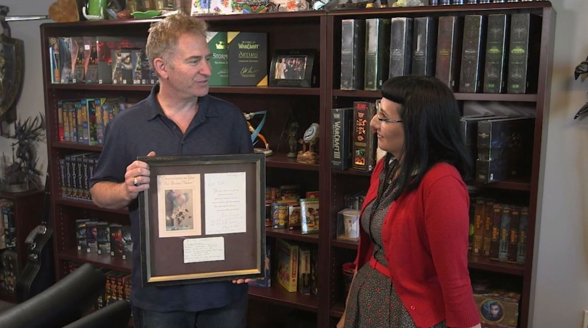 Mike Morhaime founded Blizzard thanks to a $15,000 loan from his grandmother