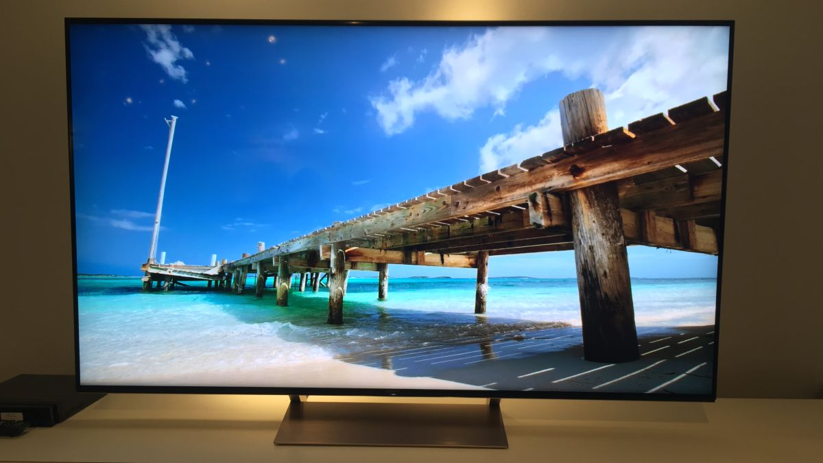 Sony Bravia Xbr 65x930e Hands On Review Techradar