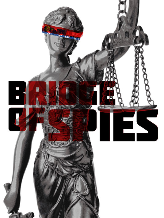 Oscars posters - Bridge of Spies