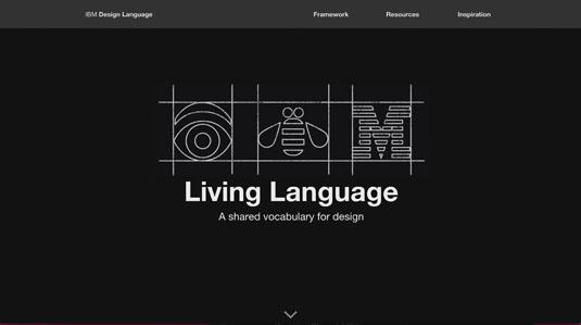 JavaScript examples: IBM Design