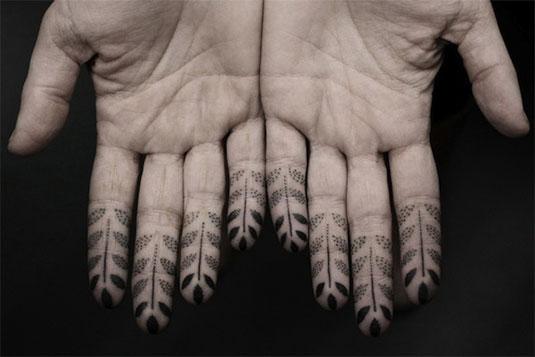 stippling tattoo designs