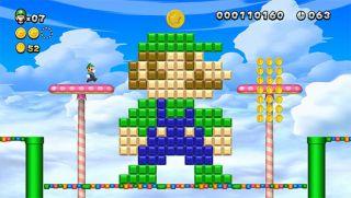 Jumping 8Bit Mario  1024Wallpapers  Google Sites