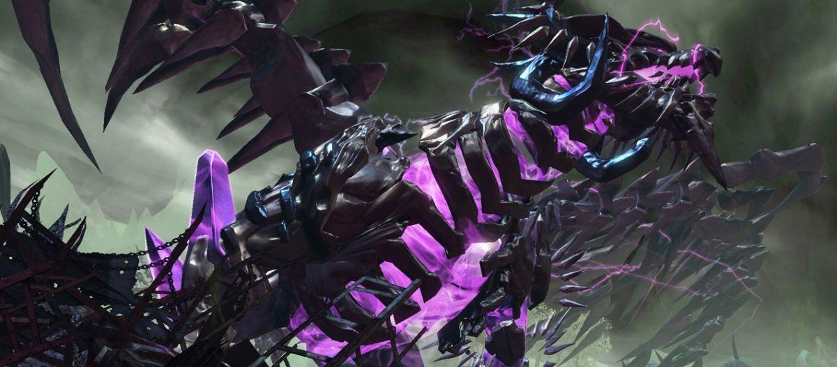 Guild Wars 2 Exclusive Dungeon Reveals Pc Gamer