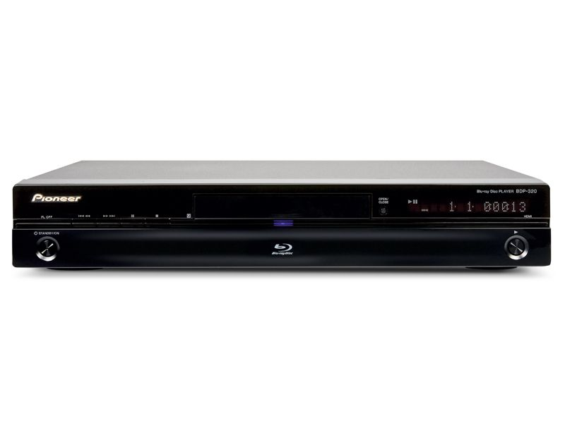 Pioneer BDP-320 review