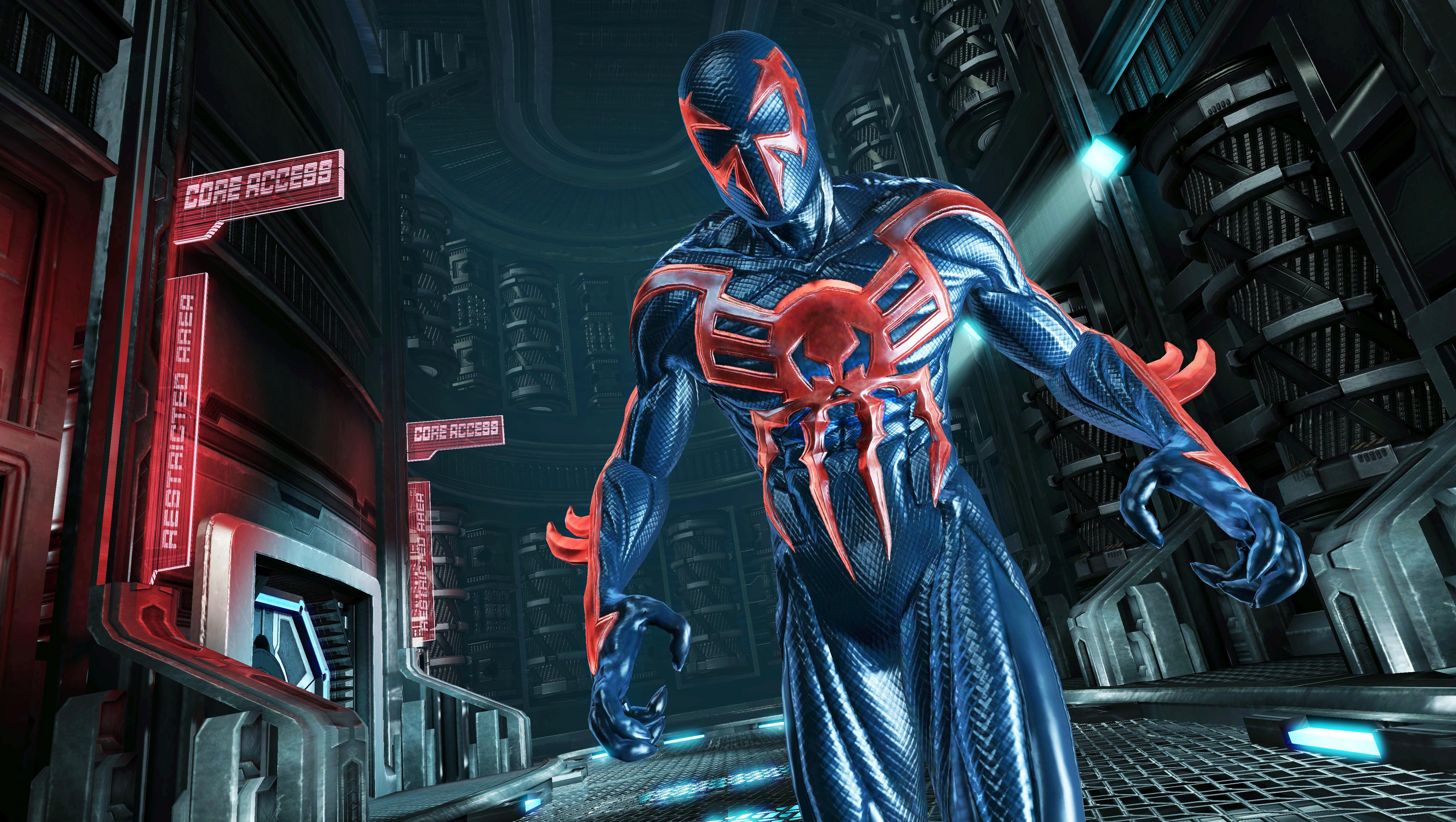 spiderman edge of time review gamesradar