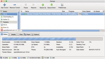 Download Deluge free