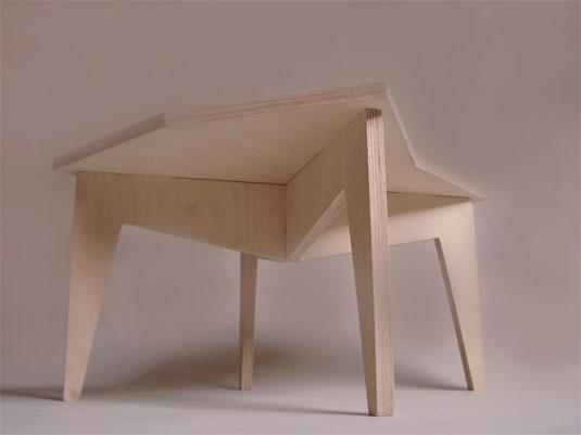 stool table