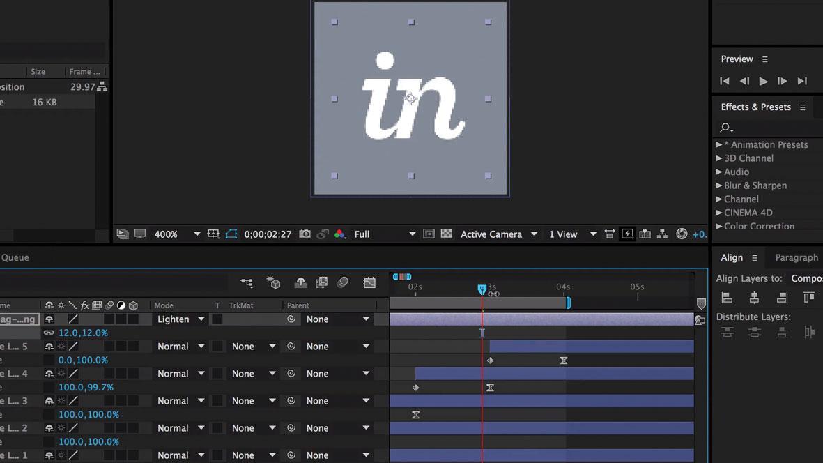 Design a branded loading animation: Add a logo