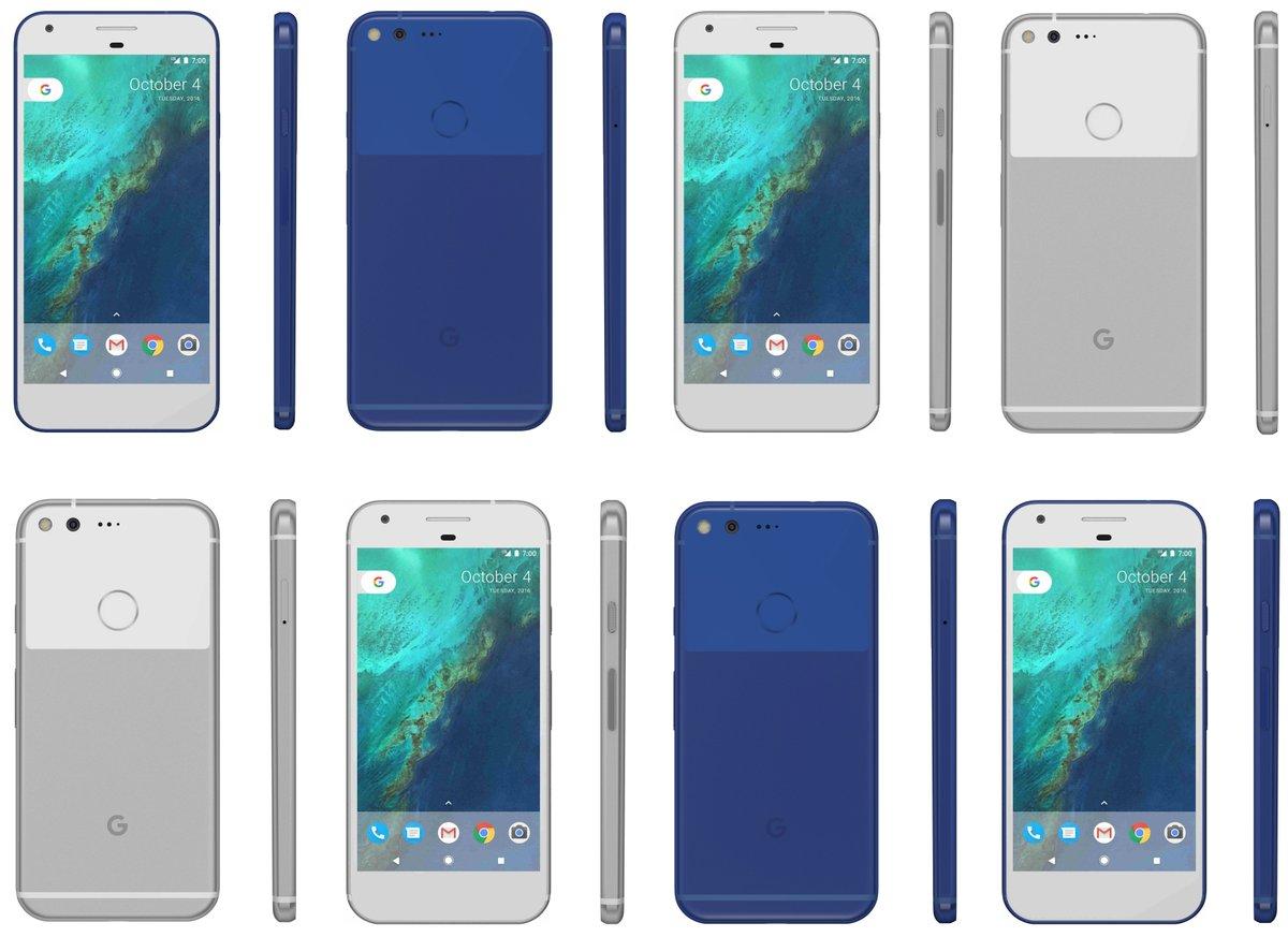 Google Pixel - LEAK