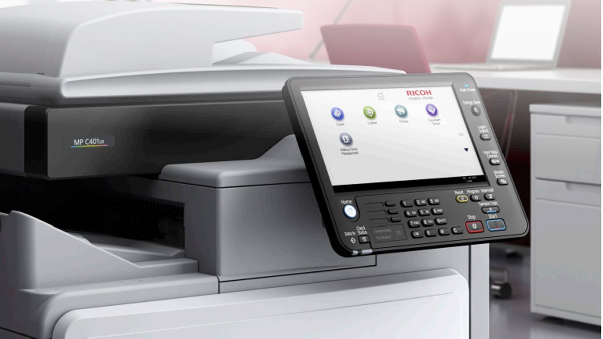 Ricoh launches an app for Google Cloud printing