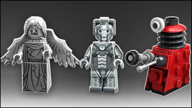 Lego Who villains