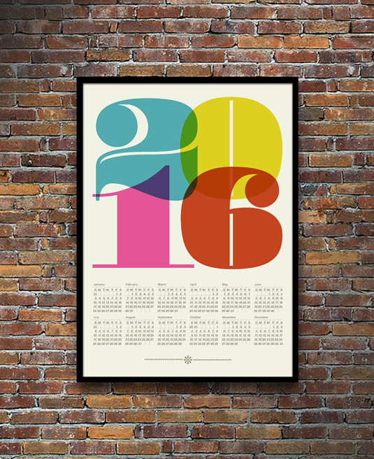 Calendar Graphic Design : Top calendars for designers creative bloq