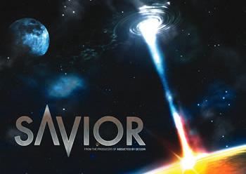 sci-fi poster art