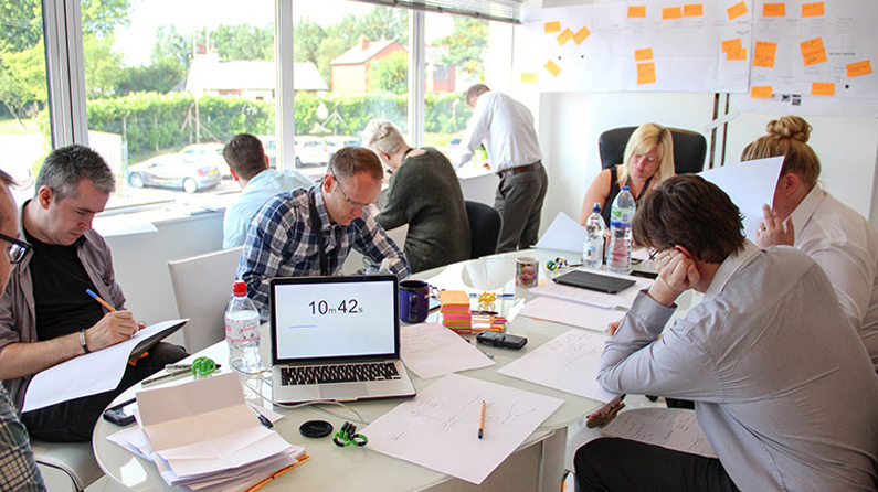 How to host a successful design sprint