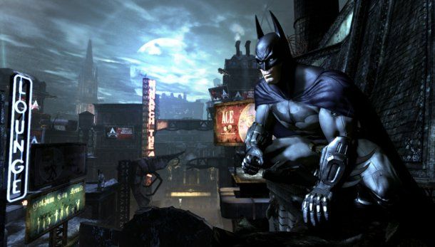game for Windows live client Arkham city goty