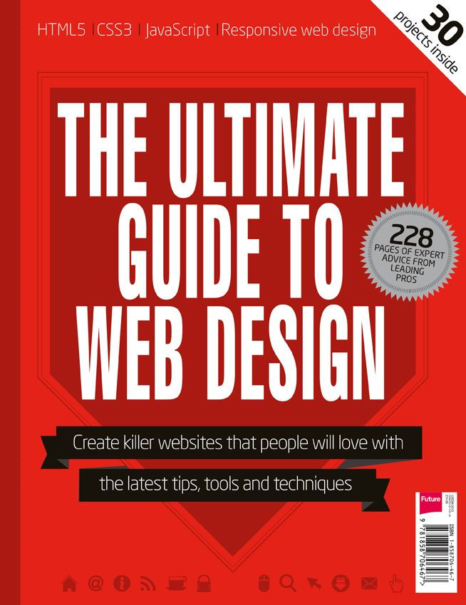 the ultimate guide to web design creative bloq