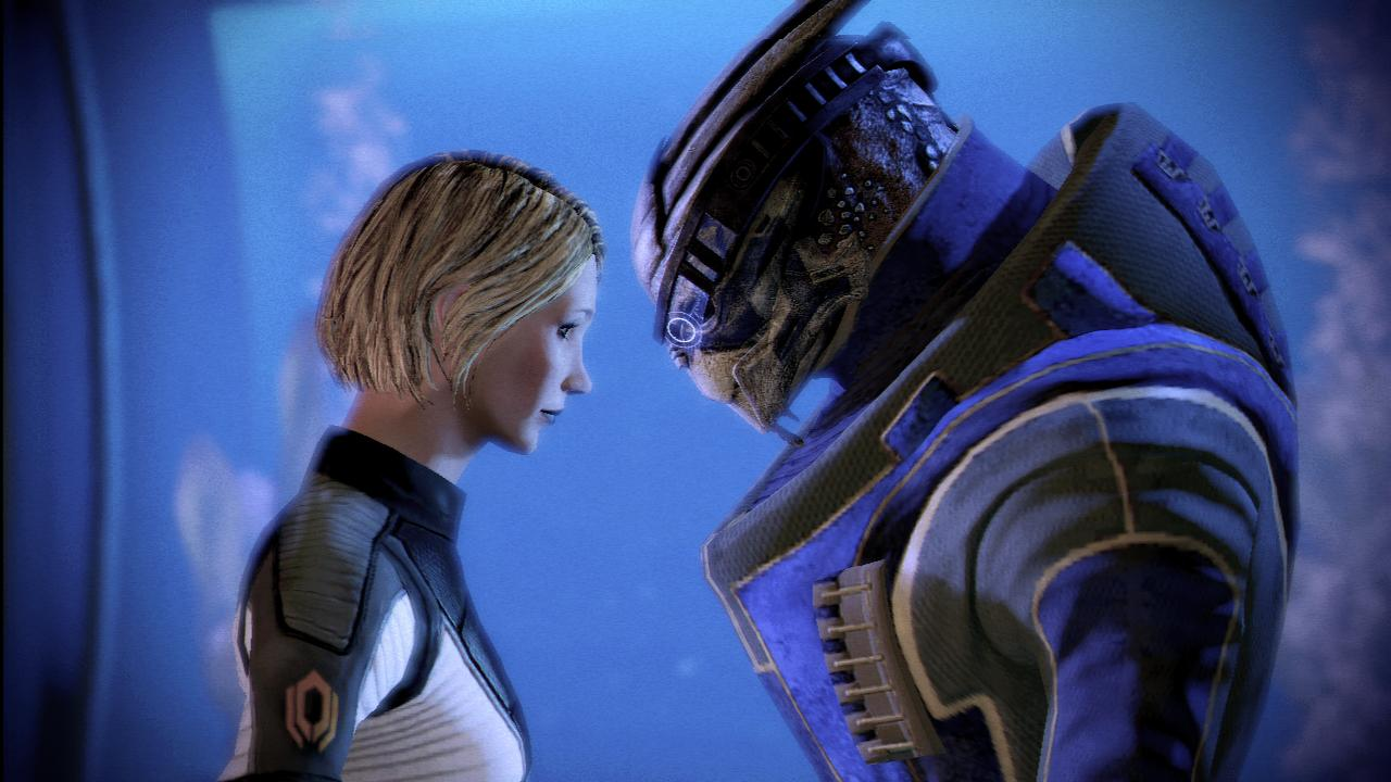 Mass effect porn image gallery sex pic