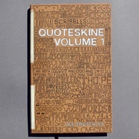 Lee Crutchley - Quoteskine Volume One