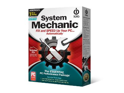 Iolo Systemmechaniker 10.8 Riss