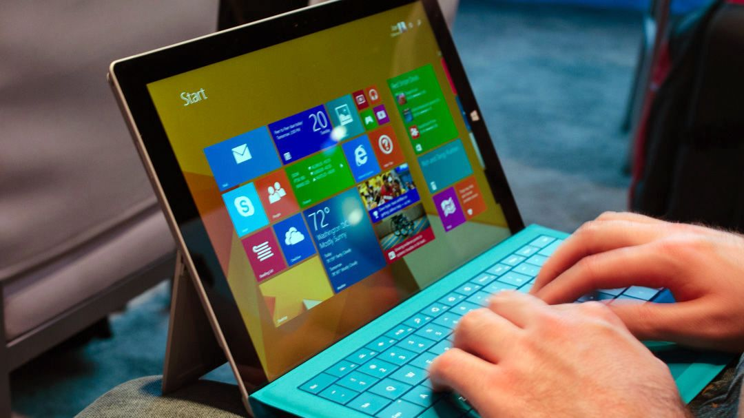 Surface Pro 3 Disappears from Microsoft Stores Online