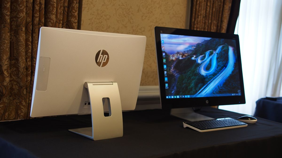 Hp Pavilion All In One Hands On Review Techradar