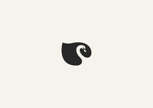 negative space animals