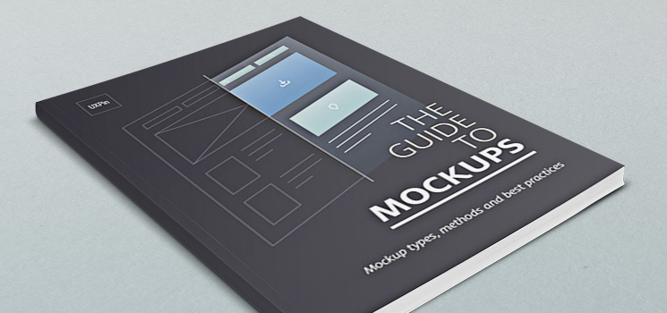 Guide to Mockups book