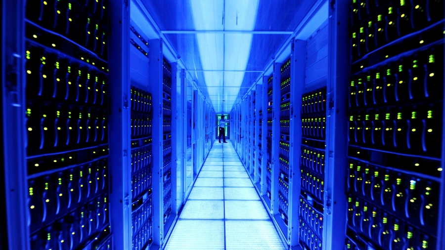 The Data Capacity Gap Why World Is Running Out Of Storage Techradar
