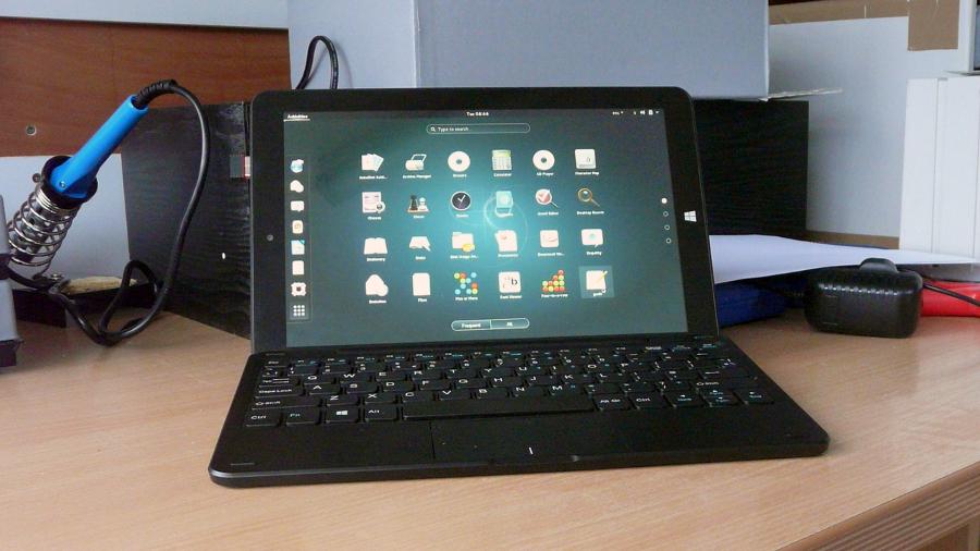 Dell Venue 11 Pro Ubuntu