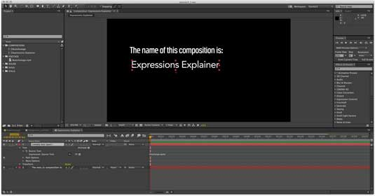 Beginner's After Effects Expressions