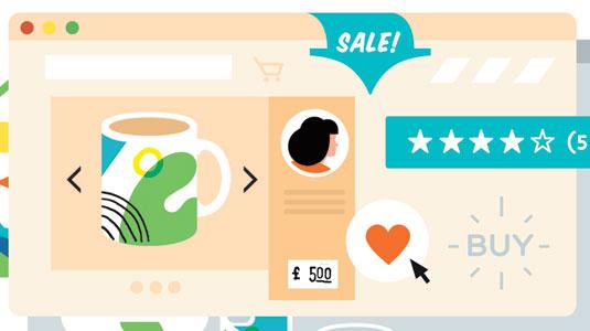 Boost online design sales