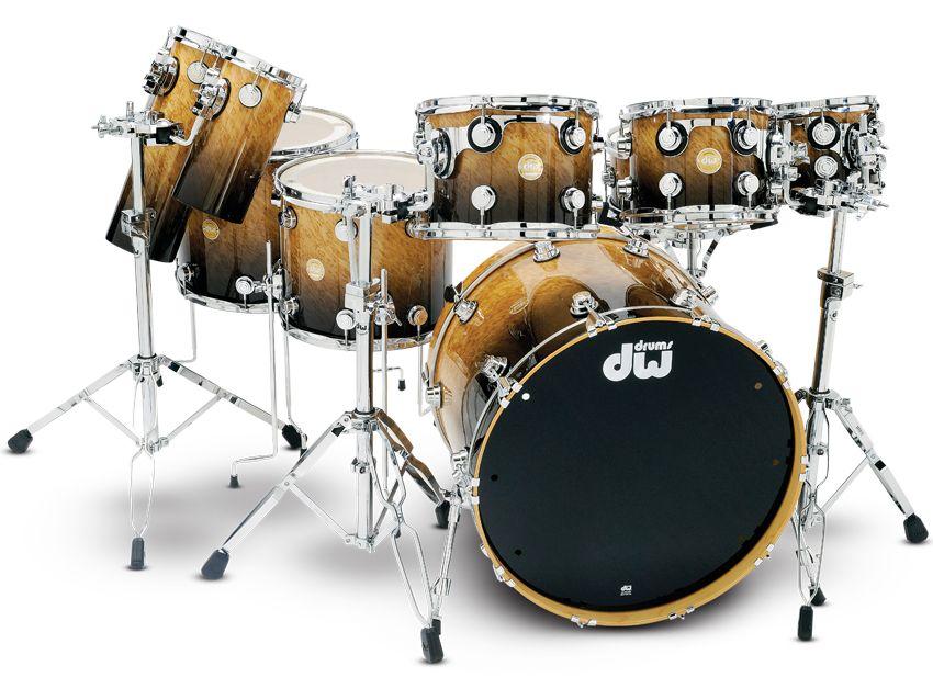 dw ssc drum kit review musicradar. Black Bedroom Furniture Sets. Home Design Ideas
