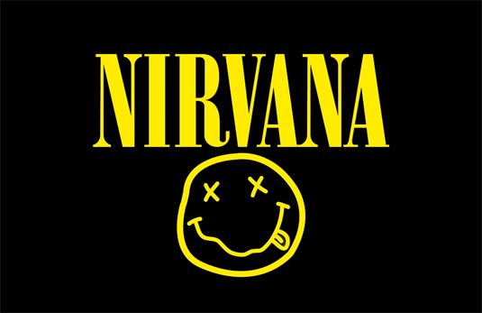 Band logo designs - Nirvana