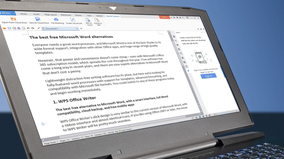 Free download microsoft works word processor 2007