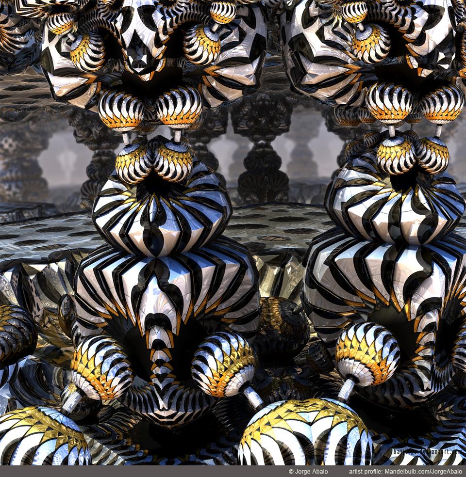 fractal art: Jorge Abalo