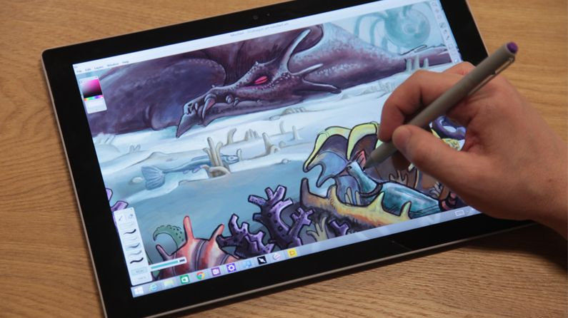 Mischievous Digital Art Software Bought By The Foundry Creative Bloq