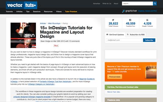 8 top InDesign resources | Creative Bloq