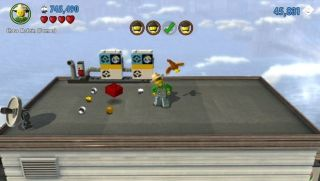 Lego City Undercover Red Brick Locations Guide Page 5